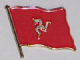 Flag Badge - Isle of Man